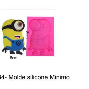 J 184-  Molde minimo/Minion