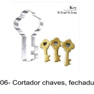J 1906- Cortador chaves, fechaduras  cadeado