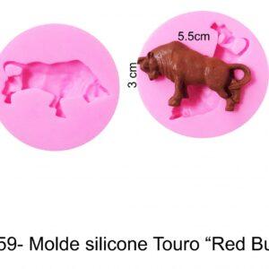 J 359- Molde Touro red bull