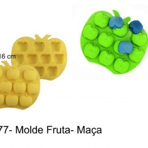 J 377- Molde Fruta- Maça