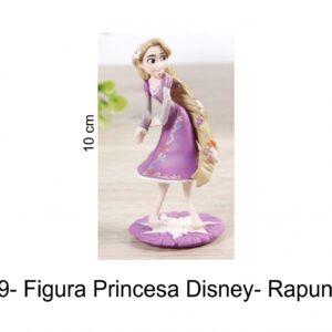 J 479- Figura princesa/princesas Disney- Rapunzel